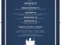 Tugboat Spring Dinner Menu