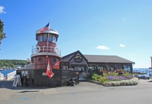 Boothbay Harbor Restaurant