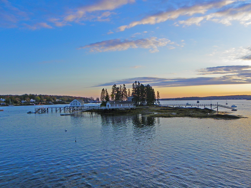 Boothbay Harbor Weather