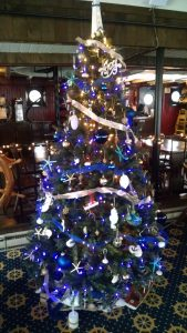 Tugboat Inn tree